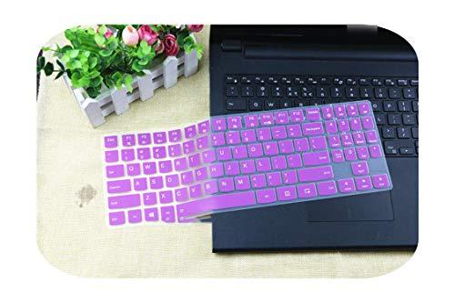 Protecion Ultra-Thin Keyboard Cover for 15 and 6 Inch Lenovo Legion Y720 Y530 Y520 15 Y520 15IKB R720 15IKB R720 15IKB New Portable Gaming Keyboard Purple