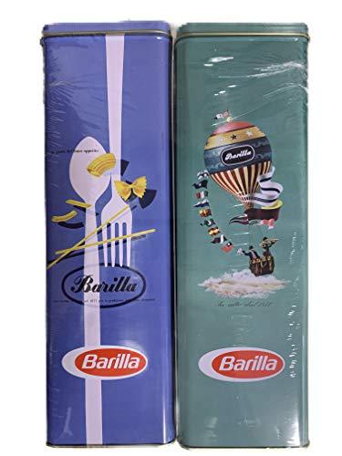 ( 限定缶2缶セット バリラ スパゲッティ(1.8mm)500g×4箱)BARILLA パスタ 2kg