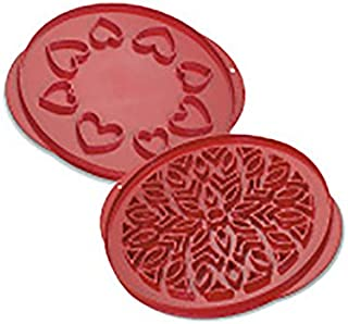Nordic Ware Lattice & Hearts Pie Top Cutter