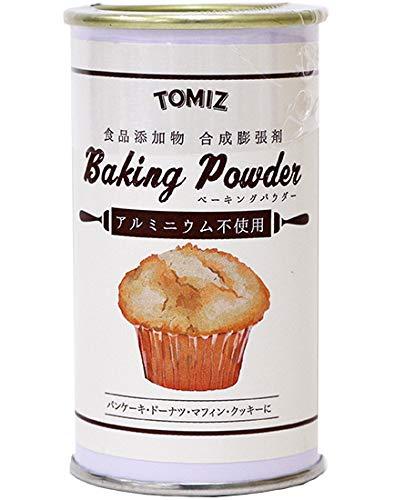 TOMIZベーキングパウダー(アルミ不使用) / 100g TOMIZ/cuoca(富澤商店)