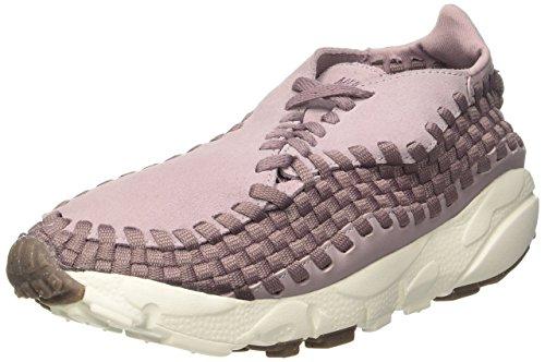 Nike Nike Damen WMNS Air Footscape Woven Gymnastikschuhe, Voilet (Plum Fog/Taupe Grey/Sail/Gum Med Brown), 40.5 EU
