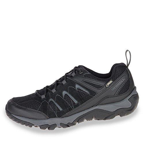 Merrell Outmost Vent GTX - Chaussures - noir Pointures UK 12,5 | 48 2017