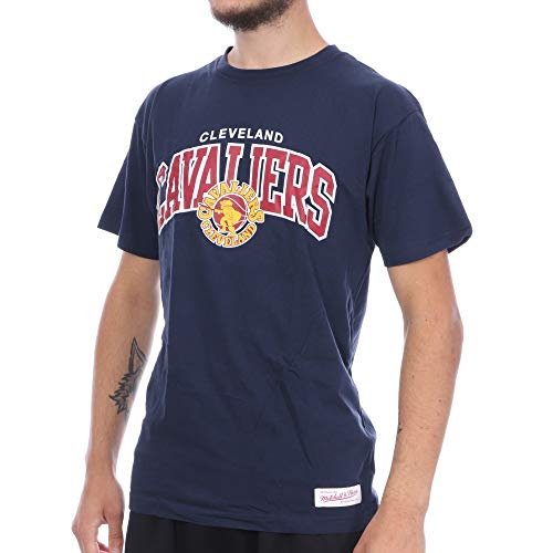Mitchell And Ness Maglietta NBA Cleveland Cavaliers Uomo