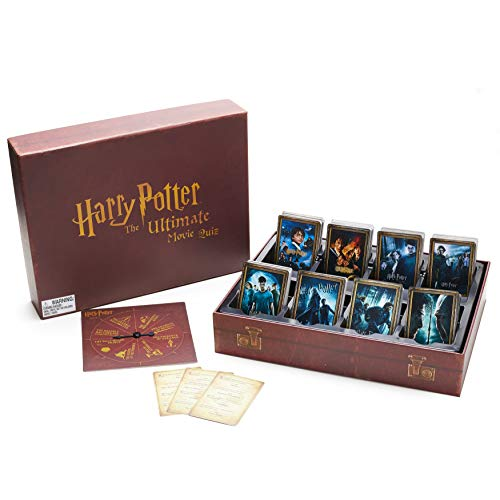 Harry Potter - The Ultimate Movie Quiz Trivia Gioco a Quiz