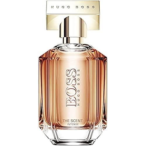 Hugo Boss SCENT - Agua de perfume para mujer, Hugo Boss BOSS SCENT FOR HER INTENSE, Multicolor, 50,27 ml