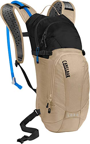 CamelBak Lobo Bike Hydration Pack - Helmet Carry - Magnetic Tube Trap - 100 oz