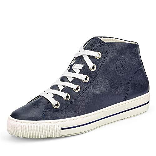 Paul Green 4735 Damen Sneakers Blau, EU 41
