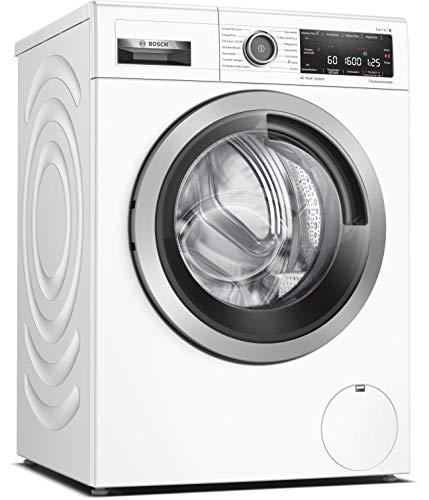 Bosch WAX32M00 Serie 8 - lavadora (A++++, 167 kWh/año, 1600 UpM, 9 kg, sistema de lavado 4D, antimanchas), color blanco
