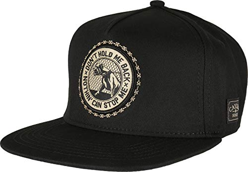 Cayler & Sons Baseball Kappe C&S WL Can't Stop Me cap Cappellino, Nero/MC, Taglia Unica Unisex-Adulto