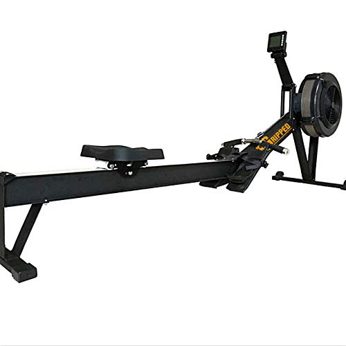 Gripped Rowing Machine for...