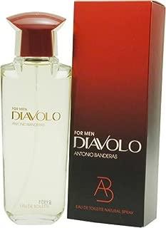 Diavolo By Antonio Banderas For Men, Eau De Toilette Spray, 1.7-Ounce Bottle