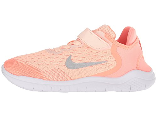 Nike Free Run 2018, Zapatillas de Running Niños, Rosa (Crimson Tint/Gunsmoke/Crimson 800), 28.5 EU