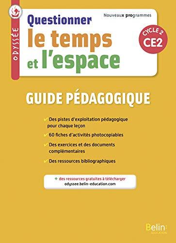 Odyssée CE2 - Guide pédagogique 2018