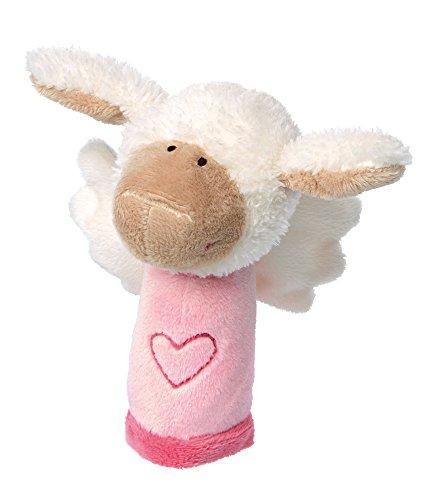 sigikid, 41460 Bébé Fille Doudou Hochet Mouton