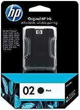 HP 02 | Ink Cartridge | Black | C8721WN