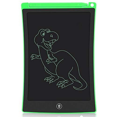 BXGZXYQ Tablet LCD Kreative LED elektronische Graffiti for Kinder intelligente elektronische Tafel 10-Zoll-Tablet Schreibtabletten Grafiktablett (Farbe : Green)