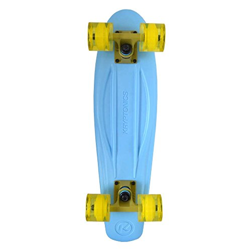 Kryptonics Skateboard Torpedo Serie Sky Blue, SK14160394