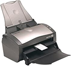 Xerox DocuMate 3460 Sheetfed ADF Duplex 60 PPM 120 IPM Scanner for Documents and Plastic Cards with VRS Image Enhancement and One Touch Technology (XDM34605M-WU)