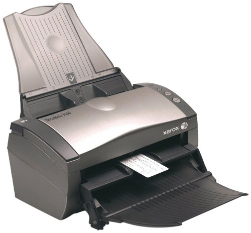 Sale!! Xerox DocuMate 3460 Sheetfed ADF Duplex 60 PPM 120 IPM Scanner for Documents and Plastic Card...