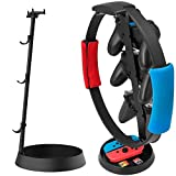 Game Controller Stand Holder Compatible for Nintendo Switch/PS4/Xbox 360/ Xbox One,Controller Holder Compatible for Switch Fitness Ring/Headphone/Handle/J0Y-CON and Other Small Accessories