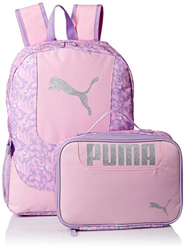 PUMA Kids' Evercat Backpack & Lunch Kit Combo