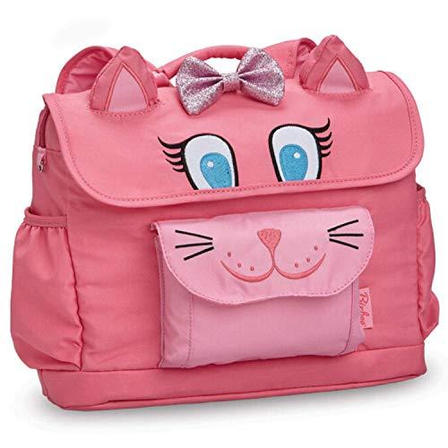 Bixbee Girls' Cat, Pink