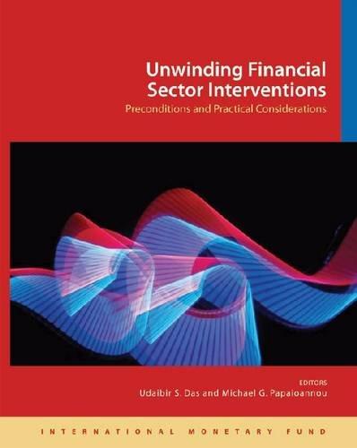 Das, U:  Unwinding Financial Sector Intervention