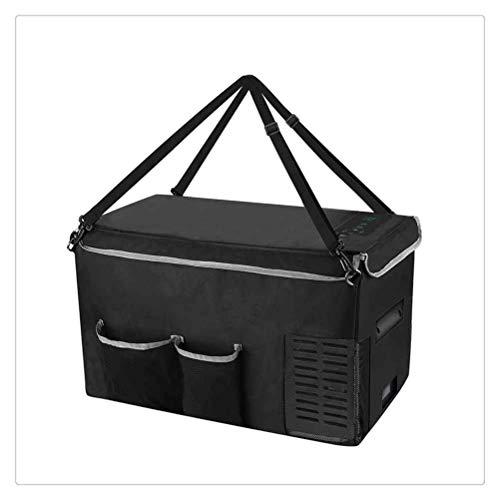 WNDRZ Bolsa De Almacenamiento para Refrigerador De Coche De 18L Bolsa De Transporte Portátil De 25L para Mini Nevera Mantenga La Refrigeración A Prueba De Goteo (Size : 25L)