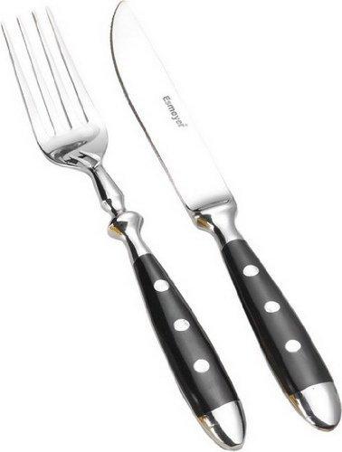 Esmeyer Steakbesteck, 22 x 24, 5 x 30 cm