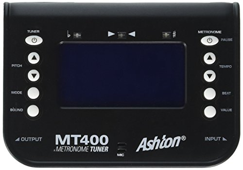 Ashton MT400 Gitarren-Stimmgerät