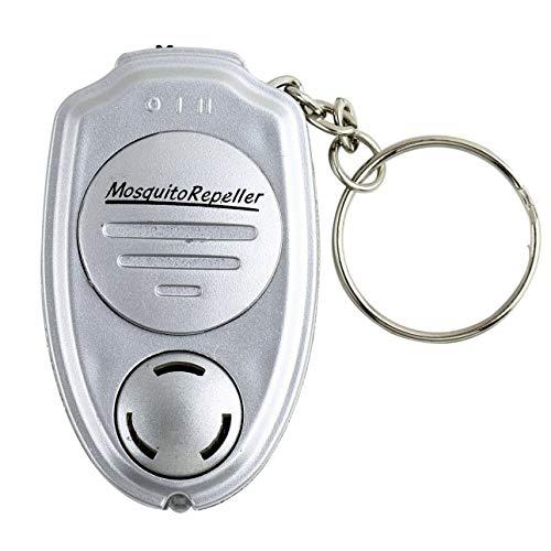 Ba30FRllylelly Portable Clé Clip Électronique Moustique Ravageur Souris Tueur Magnétique Répulsif En Plein Air Mini Porte-clés Répulsif Pour Ravageur