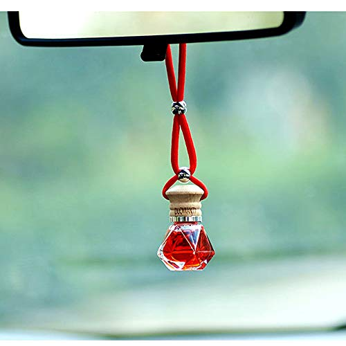Hangable Parfum for Homes Lavendel/citroen/osmanthus/cologne luchtverfrisser for woningen Air Fresh Closet Parfum Aroma for Closet (Color : Red osmanthus)