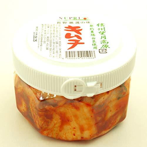 国産 無添加 カナモト食品 信州望月高原 白菜 キムチ 300g 3パック