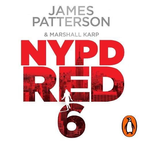 NYPD Red 6 cover art