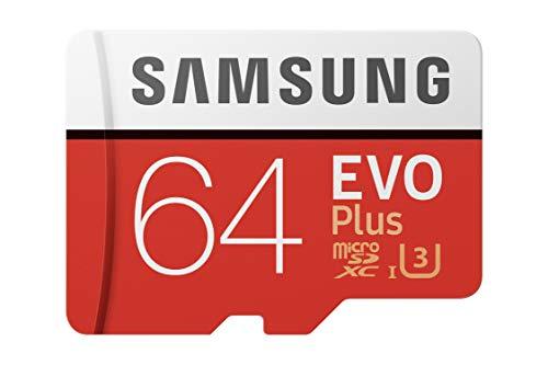 Samsung microSDカード64GB EVOPlus Class10 UHS-I U3対応 Nintendo Switch 動作確認済 正規代理店保証品 M...