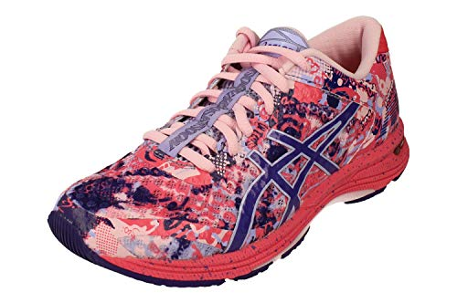 Asics Gel-Noosa Tri 11 Mujeres Running Trainers 1012A797 Sneakers Zapatos (UK 9 US 11 EU 43.5, Pink Cameo Gentry Purple 700)