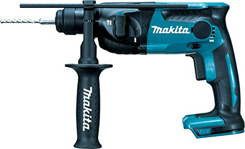 Makita DHR165ZJ 18V Li-Ion LXT 16mm Rotary Hammer Drill Supplied in A Makpac Case - Batteries and Charger Not Included