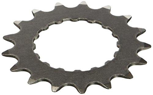 Connex E-Bike Ritzel für Bosch Antrieb 17 Zähne Kettenblätter, silber, One Size