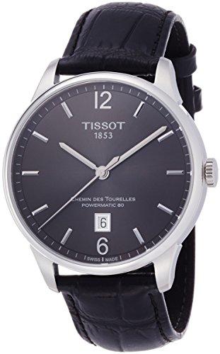 Tissot Men's T-Classic Chemin Des Tourelles Powermatic 80