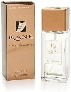 Hawaiian Kane Cologne 3 oz by Royal Hawaiian Perfumes