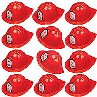 kids plastic fire hats