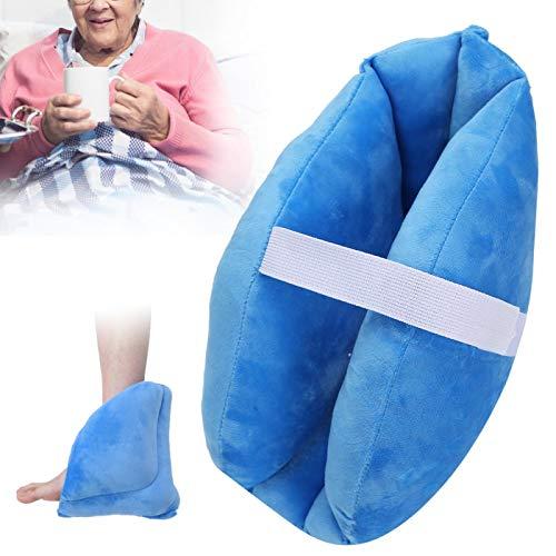 Cojín para el talón, protectores de talón resistentes a las úlceras por presión, para relajar la presión del pie