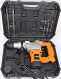 Hoteche 1' 28mm SDS Plus Rotary Hammer Drill 3 Functions 900W P800302A