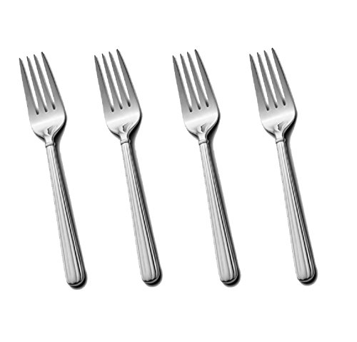 Mikasa Italian Countryside 18/10 Stainless Steel 6 5/8' Salad Fork (Set of Four)