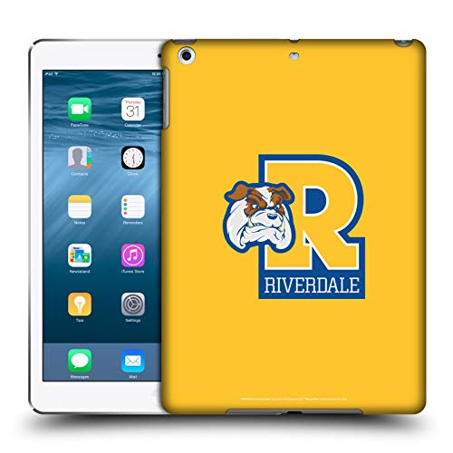 Official Riverdale Bulldogs Logo Graphic Art Hard Back Case Compatible for iPad Air (2013)