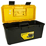 STANLEY STXH1800 Plastic Heat Gun with STANLEY 1-71-950 19-inch Organised Maestro Tool Box