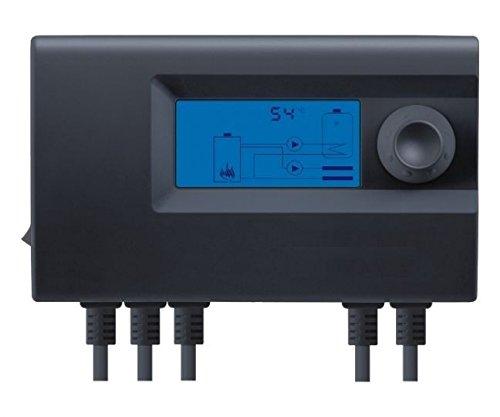 Solar+More - Euro 11Z Warmwasser und Heizkreisregelung