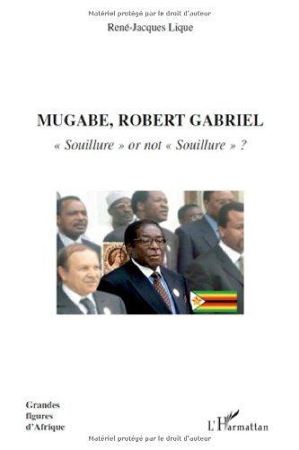 Mugabe, Robert Gabriel,: