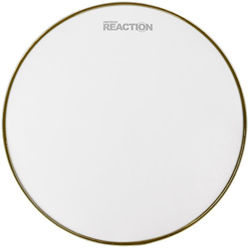 "Pintech Percussion RH-12W White Reaction Series Mesh Head 12"""