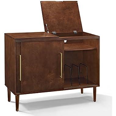 Crosley Furniture Everett Media Console - Mahogany